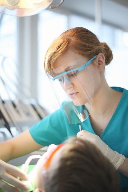 Laser treatment dentistry at Dental Health Associates in Swanton, OH