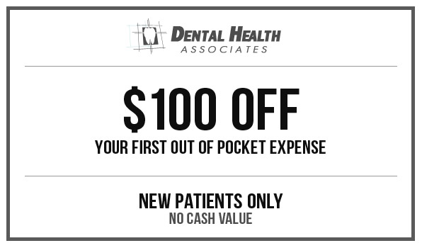 Discount Promo Coupon for Dental Health